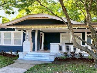 Charming 1920s Bungalow in Pearl/St. Mary's District