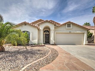 Quiet, Cute, Clean Home in South Phoenix/Ahwatukee