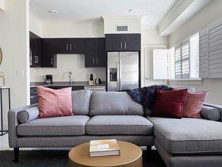 Sonder | Jung Residences | Elegant 1BR + Rooftop