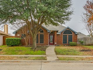 Completed Renovated Home in Frisco, Close to Dallas and Plano