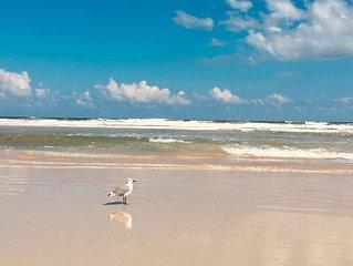Beachfront condo for rent in Daytona beach