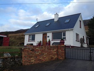 Stunning home in the beautifully rugged and remote Inishowen coastline