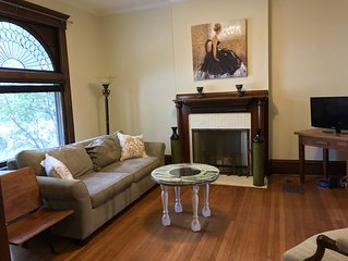 Charming House in Historic Victorian Village/Short North