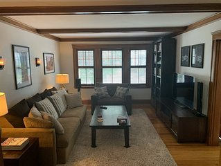 Near Boston Historic two-bedroom with Modern Amenities