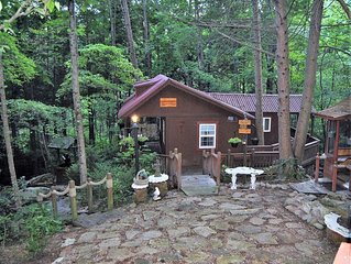 Small Quiet Cabin Nestled in the Woods!