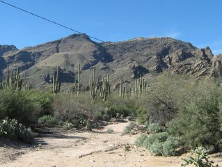 New! Luxury condo! Overlooking Catalina Mountains!