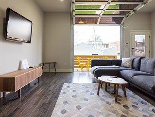 Three Floor Smart Home w/ Garage in The Grove