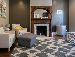 New! Upscale, Spacious Capitol Hill Row House