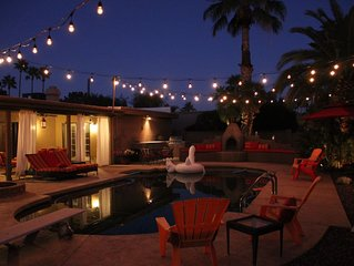 Resort Style Retreat with Pool and Jacuzzi - 5 miles from Waste Management Open