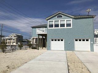 PET FRIENDLY! 4BR 2BA immaculate ocean block beach house! 1 week left 9/12-9/19!