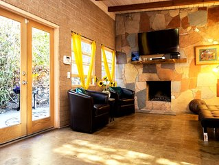 BEAUTIFUL Venice 3-BR Oasis with ARTISTIC CHARM STEPS to Abbot Kinney/Boardwalk