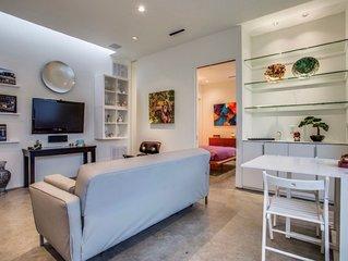 Modern Apartment, Big Dog Friendly, Uptown, City Place, Fitzhugh, Knox-Henderson