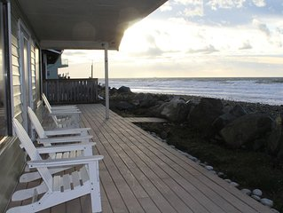 West Beach Retreat Whidbey Island!