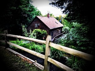 3 Bed, 3 Bathroom log cabin in White Mountains