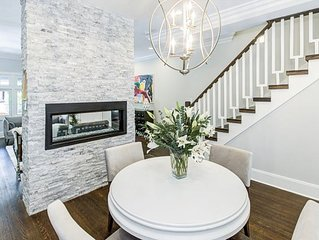 Location, Location, Location! Modern Townhome in Historic Downtown Indianapolis
