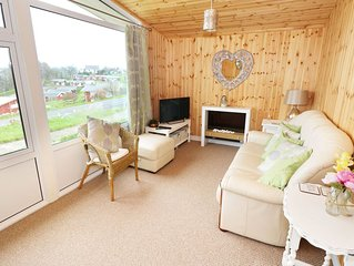 The Cwtch is a comfortable quality holiday chalet you ll love