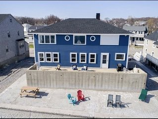 Family friendly beach front property