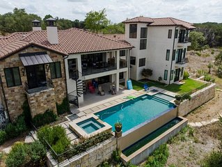 Tuscan Estate on Barton Creek