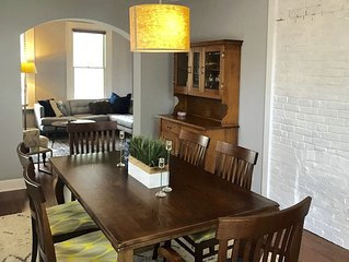 Historic Updated Victorian near Downtown