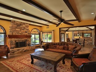 Large Custom Luxury Rams Hill Golf Course Home! Loaded with great amenities!