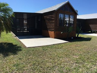 Cabin in the heart of the Everglades National Park and 10,000 Islands