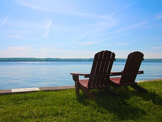 Summer is *Ray of Sunshine, where great hospitality is near Canandaigua Lake
