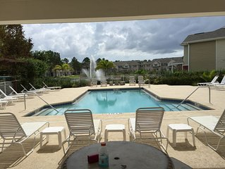 Come Stay In Paradise You Will Never Want To Leave.  2 Bedroom 2 Bathroom Condo.
