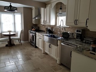 Stunning 2 Bedroom Ranch Within Minutes Of Greenfield Village.