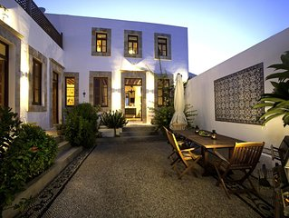 The Most SPACIOUS Luxury Villa in the Heart of Lindos