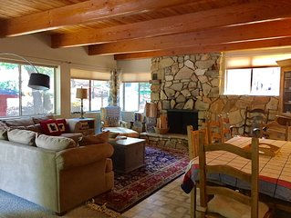 The Swiss Miss Chalet-five Bedroom.sleeps 12 Located Near Village/lake/skiing!