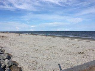 Short walk to beach or Pier Village, We consider FLETC