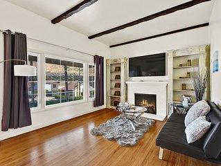 Luxury 3 BR House Near SF/SFO/CalTrain/BART+Free Parking and WiFi