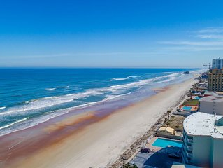 Direct ocean front condo! 2nd floor ocean front unit also available!