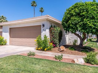 Rancho Mirage Second Home Rental or Weekend Getaway Golf/Tennis/Pool/Golf Cart