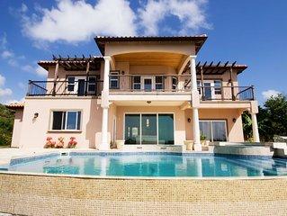 Emerald Vista Villa located in Savannes Bay, St.Lucia