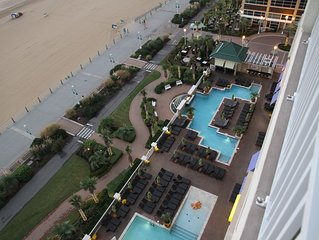 Fabulous Ocean Front Resort  - Virginia Beach, VA