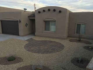 AMAZING VIEW OF LAKE HAVASU - BRAND NEW HOUSE JUST BUILT AND FULLY FURNISHED