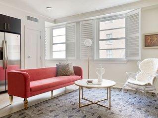 Sonder | Jung Residences | Tranquil 2BR + 3 Beds