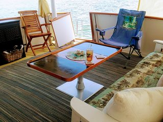 The Real Liveaboard Experience. Cruise Included