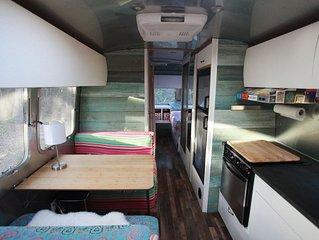 Airstream Retreat Near ✪ Cowboys Stadium & Six Flags