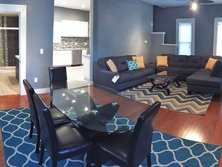 Walk to Lucas Oil Stadium!!! 3 Bed House Less Than 1 Mile from the Stadium