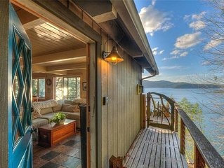 3BR Cottage with Gorgeous Sunsets and Private Beach