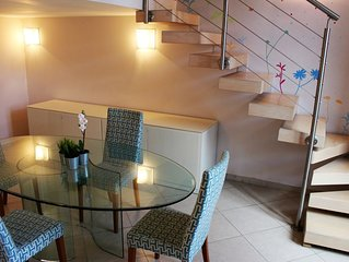 luxurious apartment in the center of Rome 6/8 guests. few steps from metro stop