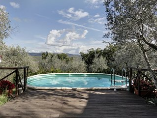 Lodge Ricavo con piscina riscaldata