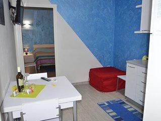 Mini appartamanto Blu Marsala - Via la Rosa