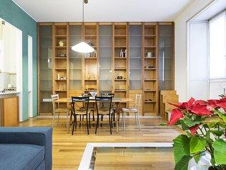 Stylish apartment San Babila