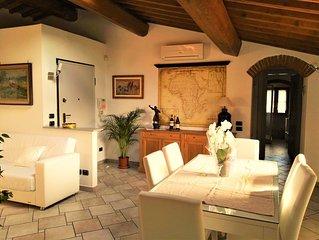 Casa Giulia - Appartamento in Colonica toscana