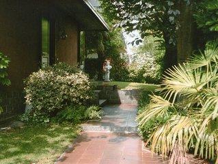 Prestigiosa villa in residence con piscina condominiale a 5 minuti da Rho Fiera