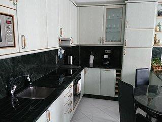 Piso en plaza España de 85 m. 3 habitaciones, 2 baños Oferta Enero y Febrero