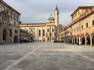 Appartamento Ascoli 20mt  Piazza del Popolo